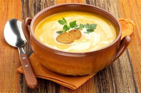 recette soupe de potiron  de pomme de terre