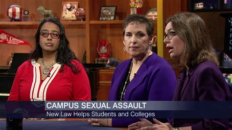 Law Aims To Reduce Campus Sexual Assault Better Protect