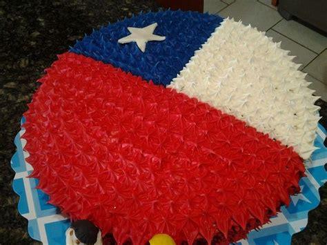 bandera de chile mis creaciones chile sweet cakes y ideas para fiestas
