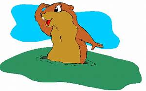 Ihypress.com - Groundhog Day Clip Art and Animations
