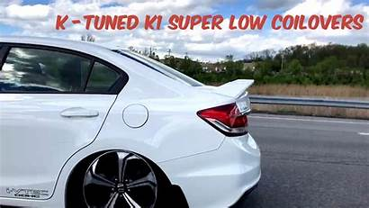 Civic Honda Sedan Tuning Low K1