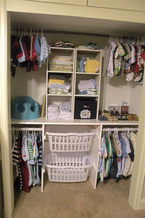 Small Baby Closet Organization Ideas by Room For Baby My Future Home Kid Closet Closet