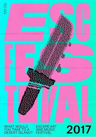 Posters Festival Poster Graphic Typography