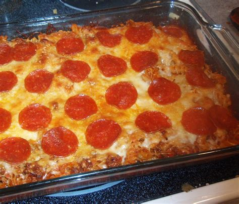 pizza casserole pizza casserole recipe dishmaps