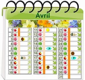 Calendrier Lunaire Potager : calendrier lunaire pour le jardinage biologique fleur ~ Melissatoandfro.com Idées de Décoration