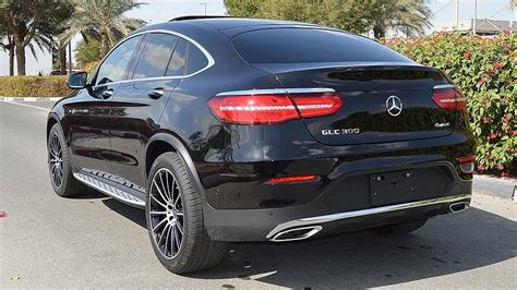 mercedes benz glc  coupe amg  matic