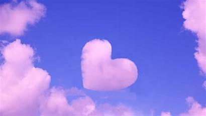 Mac Pink Heart Cloud Wallpapers Macbook Pro