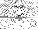 Sunrise Coloring Pages Pencil Drawing Lotus Flower Printable Designlooter Drawings Print 479px 69kb Getdrawings Getcolorings sketch template