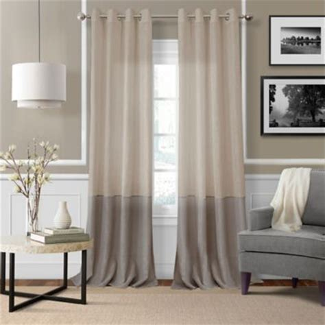 Bed Bath And Beyond Sheer Linen Curtains by Buy Sheer Window Curtain From Bed Bath Beyond