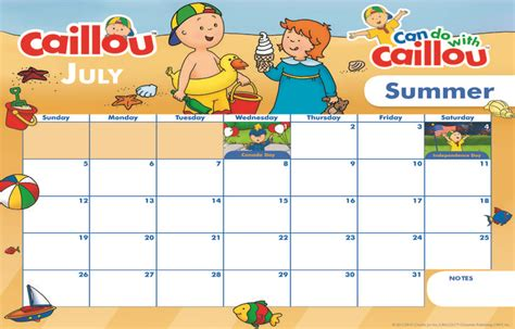 1000+ Images About Caillou Activities & Printables! On