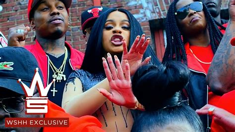 cardi b tommy song cardi b quot pull up quot wshh exclusive official music video