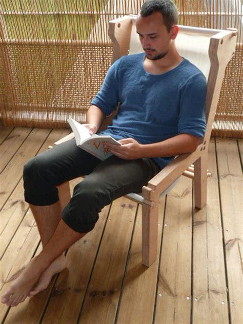 chaise qui se balance la chaise qui se détend par antoine lamant decor10