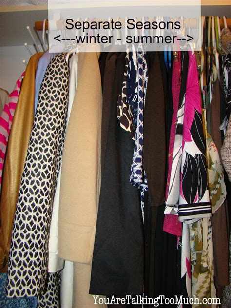 Organizing Your Closet Part 2  Before You Purge Rules