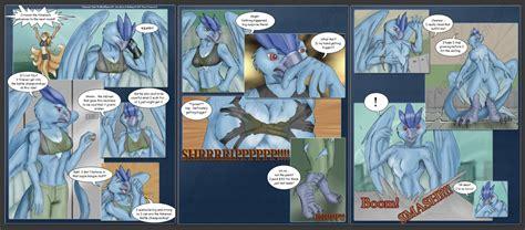 aria comic commish pgs    ulario  deviantart
