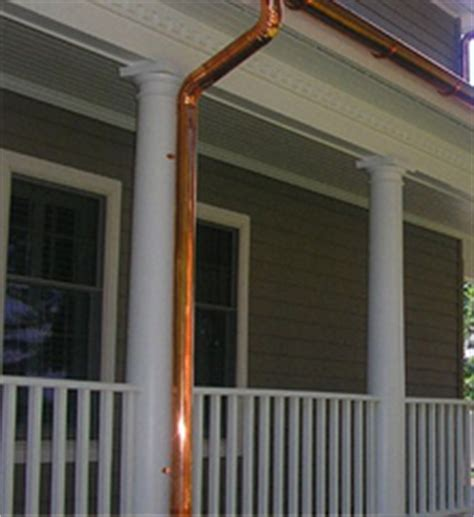 seamless copper gutters by value added building