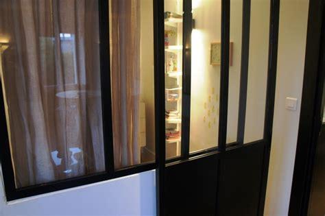 les rideaux pour cuisine verrière pour séparer une chambre et un salon