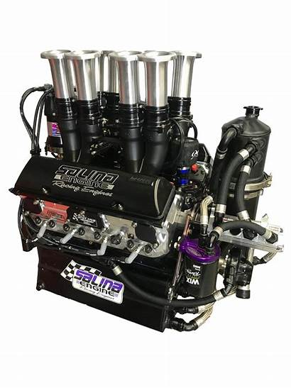 Sprint Engine Engines Ascs Salina Racing Engineering