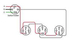 image showing wiring diagram of a loop at the switch circuit electrical australia in 2019