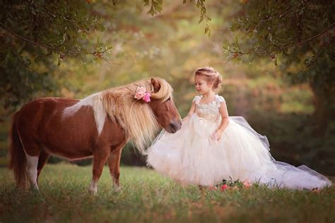 Children And Animals Wallpapers High Quality Download Free