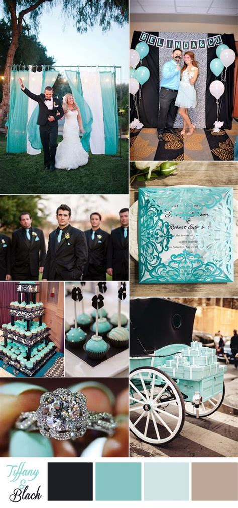 Awesome Ideas For Your Tiffany Blue Themed Wedding