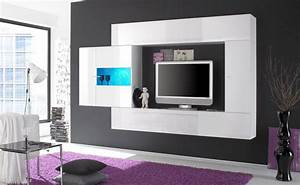 Tv Wand Weiß : lc tv media wand breite 272 cm 4 tlg kaufen otto ~ Sanjose-hotels-ca.com Haus und Dekorationen