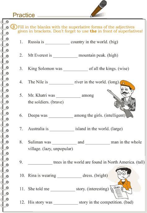 Grade+3+grammar+lesson+5+adjectives++comparison  English  Pinterest  Grade 3, Grammar And