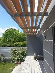 Pare Soleil Balcon : pare soleil terrasse aluminium id e ~ Edinachiropracticcenter.com Idées de Décoration