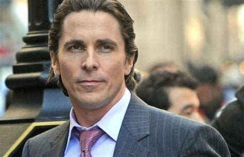 Christian Bale Piled The Pounds Shaved His Head For