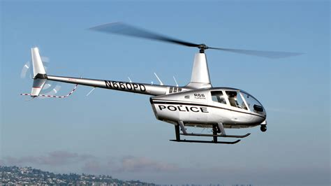 R66 Police Helicopter Specifications  Robinson Helicopter
