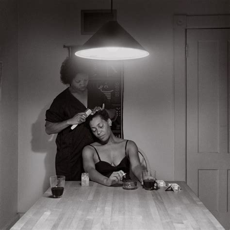 the kitchen table book carrie mae weems photo series celebrates around the
