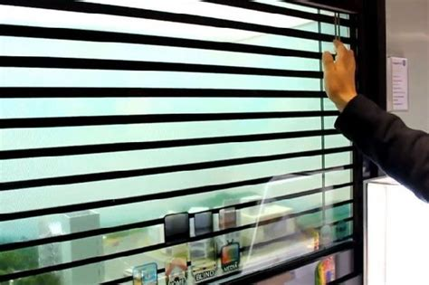 Samsung Kitchen by New Transparent Smart Digital Window Introduced By Samsung