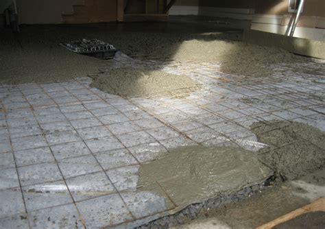 Specialists in Garage Floor Drain Replacement in Montreal