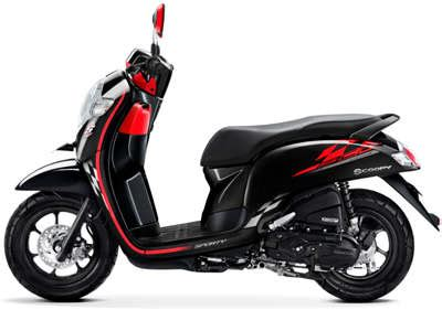 Review Honda Scoopy 2019 by Review Honda Scoopy 2019 Di Indonesia Priceprice