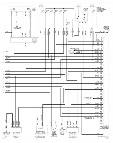 i am looking for an emissions electrical wiring diagram for a 2007 volvo xc90 3 2l v6 that