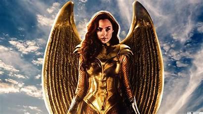 Wonder Woman 1984 Movies Wallpapers Armor Golden
