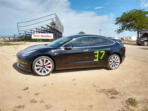 45+ Tesla 3 1 4 Mile Time Slip Background