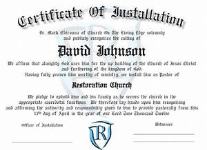 Best photos of catholic installation invitation pastor for Certificate of installation template