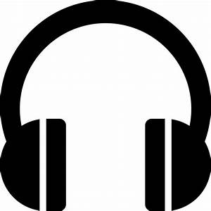 Headphones Svg Png Icon Free Download (#336189 ...