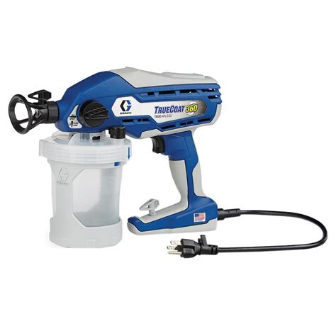 Graco Truecoat 360 Airless Paint Sprayer16y385  The Home
