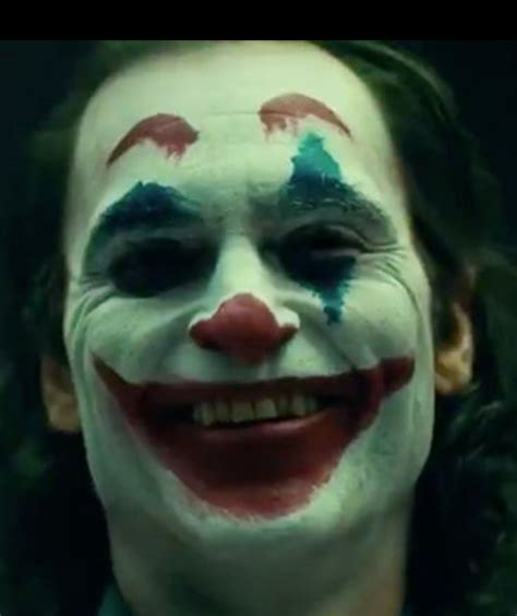 Check out Joaquin Phoenix in Full Joker Make Up - Sofa ...