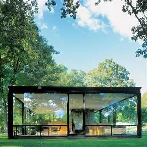 Glass House, Philip Johnson | Architecture | Pinterest