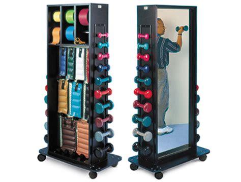 hausmann industries  multi purpose combination rack