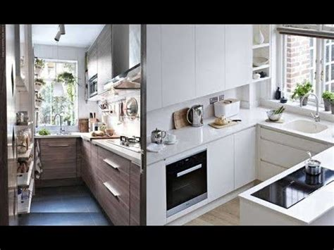 decoracion de cocinas pequenas  bonitas  youtube