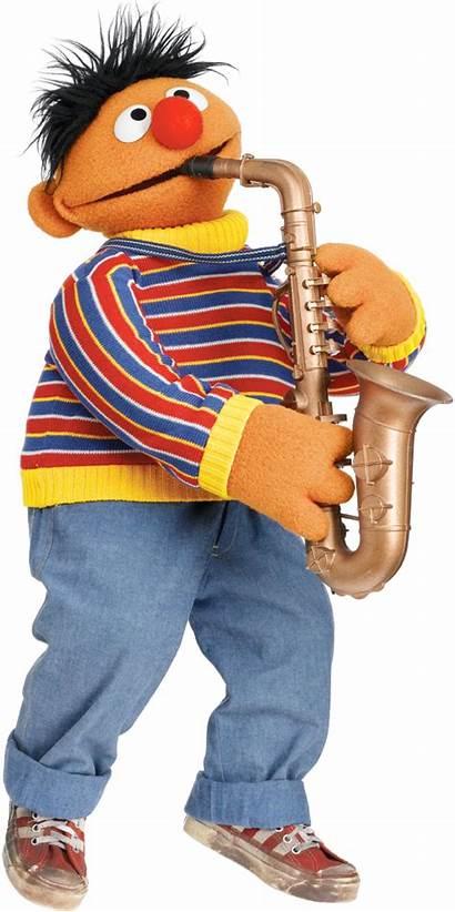 Ernie Sesame Street Elmo Muppet Clipart Musicians
