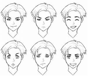 Drawing Manga Expressions and Emotions | Alicia's Helper ...