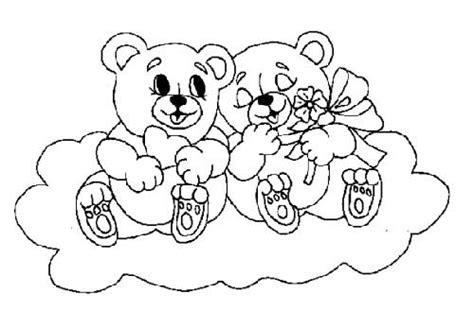 desenhos de ursinhos  imprimir  colorir em casa