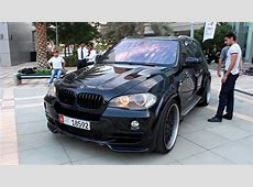 HAMANN BMW X5 + REVS ! YouTube