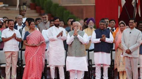 Modi New Cabinet Ministers by New Narendra Modi Cabinet 2019 List Of Union