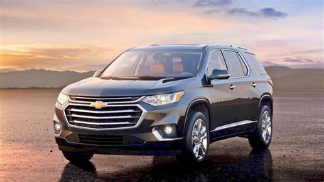 Chevrolet Traverse New First Look Youtube