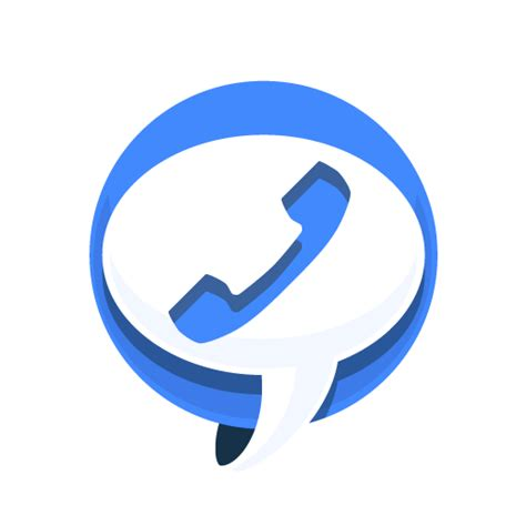 blue phone icon transparent phone icons clipart best